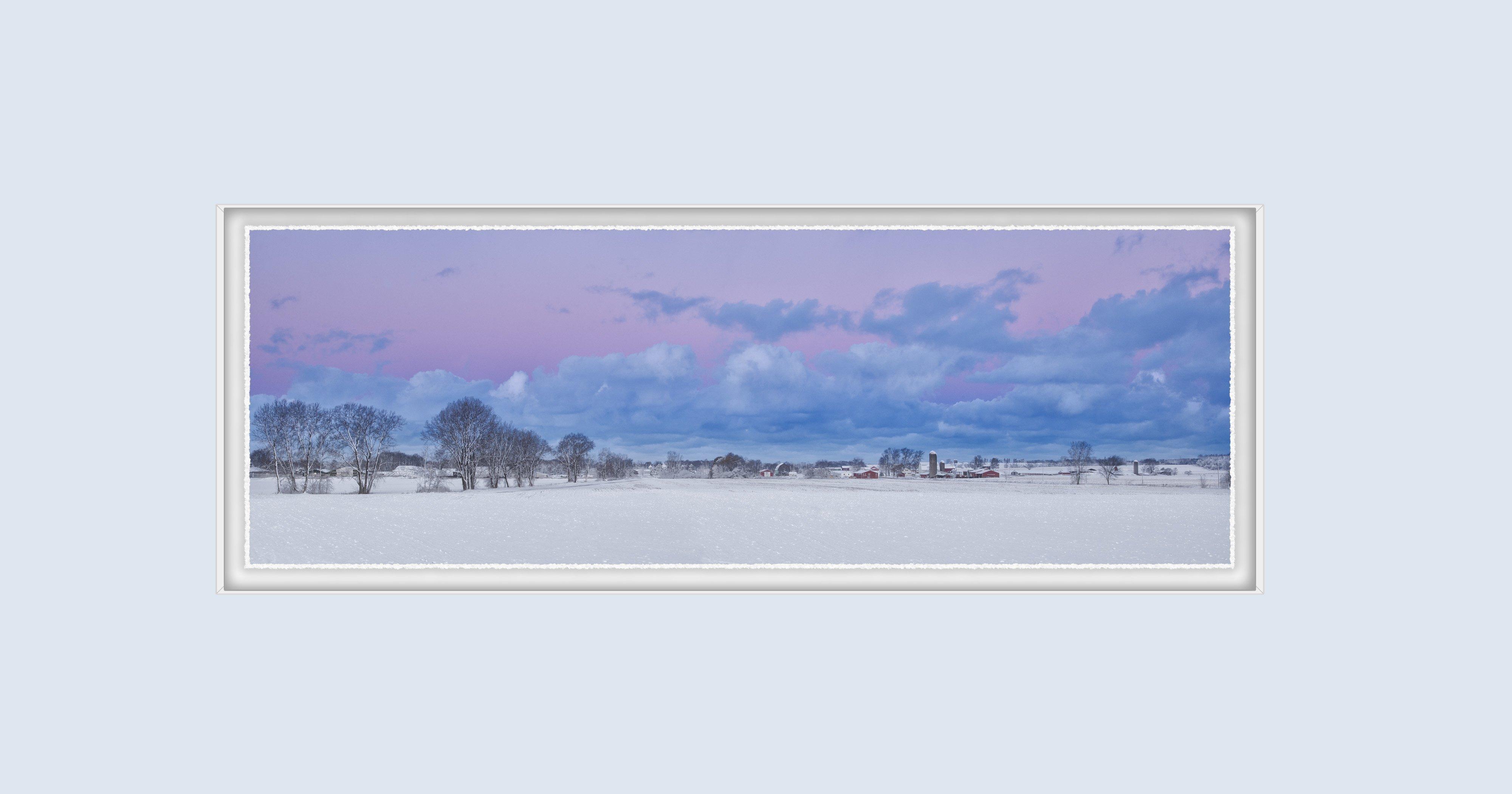 Kari Douma - Winter Pastel